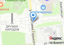 Компания «РЫБОЛОВ - СЕРВИС» на карте