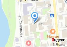 Компания «Проектно-строительная компания-3» на карте