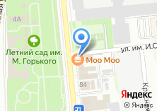 Компания «Бажин и партнеры» на карте