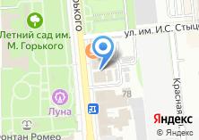 Компания «Сытый купец» на карте