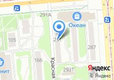 Компания «Штучный» на карте