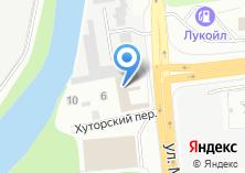 Компания «Калачъ и К» на карте