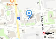 Компания «РСК» на карте