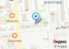 Компания «Аттика» на карте