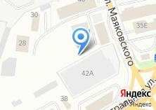 Компания «Строящееся административное здание по ул. Маяковского» на карте