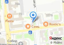 Компания «Меххолл» на карте