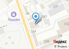 Компания «Статус+» на карте