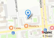 Компания «Веб-капитал» на карте