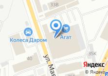 Компания «ДорСтройСервис» на карте