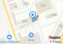 Компания «Баура» на карте