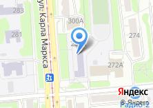 Компания «Лэнгдвидж» на карте