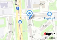 Компания «ИжСервисОкна» на карте