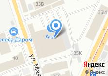 Компания «Садовый № 1» на карте