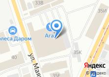 Компания «Санта-М» на карте