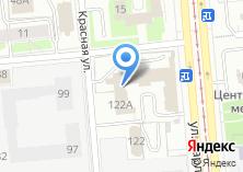 Компания «Учет-Сервис» на карте