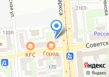 Компания «Альпина» на карте