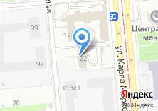 Компания «Брусмарк» на карте
