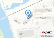 Компания «Хадо торговый дом» на карте