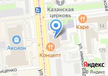 Компания «Горящие путевки» на карте