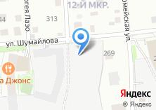 Компания «Домкомплект» на карте