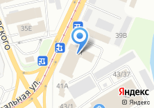 Компания «Учсннаб» на карте
