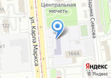 Компания «Лингвистический лицей №25» на карте