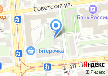 Компания «Ижевский ЭПИцентр» на карте