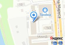 Компания «КОМИС» на карте