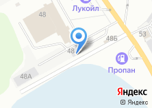 Компания «Комос Групп» на карте