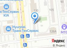 Компания «EniMotors» на карте