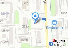 Компания «Котэ» на карте