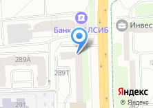 Компания «КиТпроект» на карте