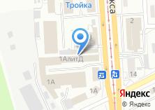 Компания «КАС лок» на карте