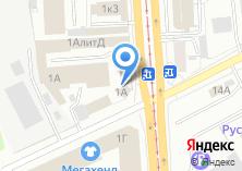 Компания «Винтик и Шпунтик» на карте