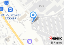 Компания «Auto-Sakura» на карте