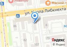 Компания «Мир фарфора» на карте