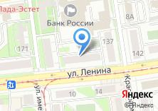 Компания «Симка» на карте