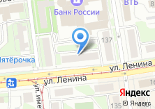 Компания «Корпорация путешествий» на карте