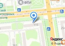Компания «Телекомплект сервис» на карте