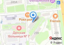 Компания «КА -ВЕКТОР» на карте