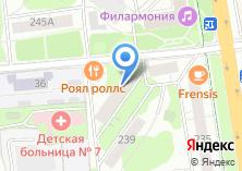 Компания «Визитка18» на карте