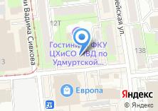 Компания «Ковролюкс» на карте