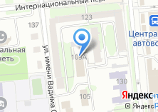 Компания «Психологический центр» на карте