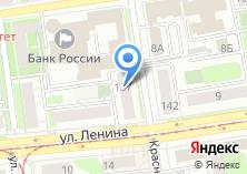 Компания «Милс» на карте