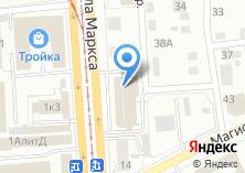 Компания «Интеркомплект» на карте