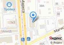 Компания «BTL-АГЕНТСТВО ЖИВАЯ РЕКЛАМА» на карте