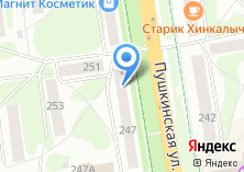 Компания «Корпорация Центр» на карте