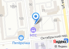 Компания «Банкомат АКБ Московский банк реконструкции и развития» на карте
