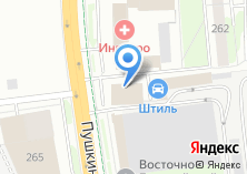 Компания «Пекинская кухня» на карте