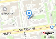 Компания «Фелиция» на карте